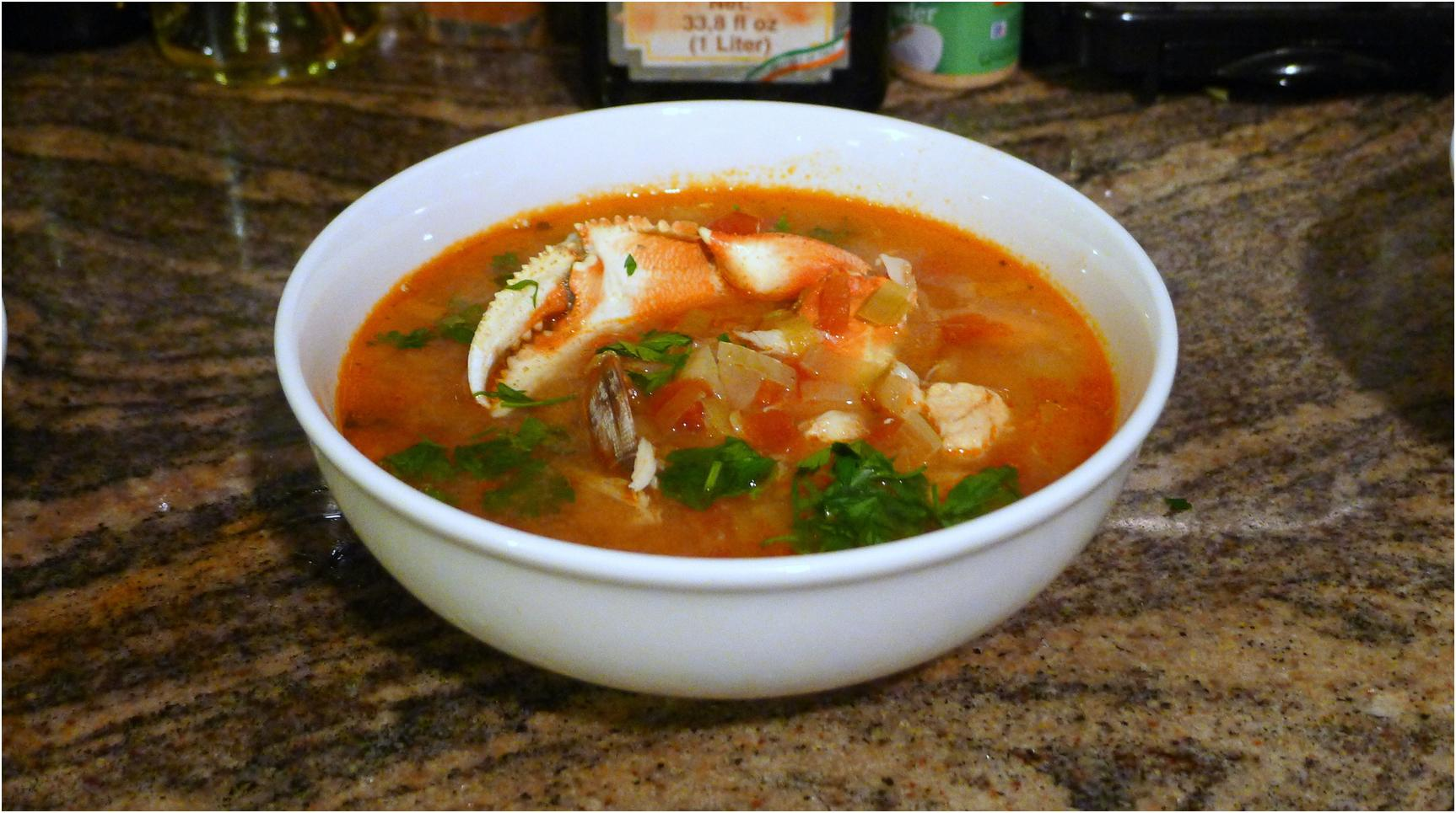 Bay Area Chioppino