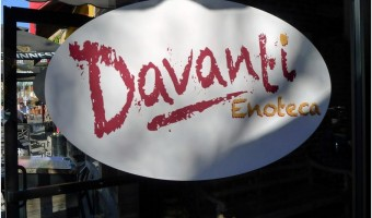 RESTAURANT REVIEW (San Diego):  Davanti Enoteca