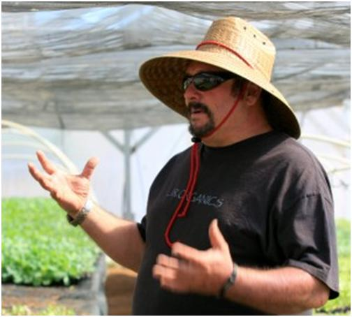 Joe Rodriguez (JR Organics)
