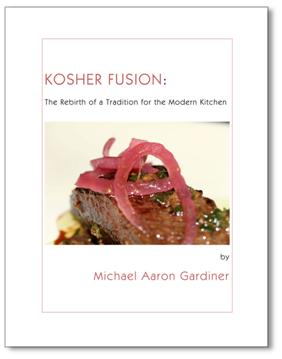 KOSHER FUSION Book Cover
