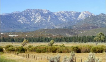Idyllwild Getaway:  Tahquitz Style Beef and White Bean Chili