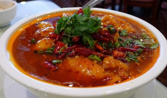 THE WORLD FARE (City Beat San Diego):  Spicy City (Sichuan Garden)