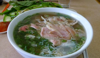 THE WORLD FARE (City Beat San Diego):  City Heights' Phở Hòa Does One Thing Really Well