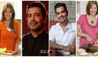 NEWS:  Latin Culinary Celebrities will Descend on San Diego for the 2013 ¡LATIN FOOD FEST!