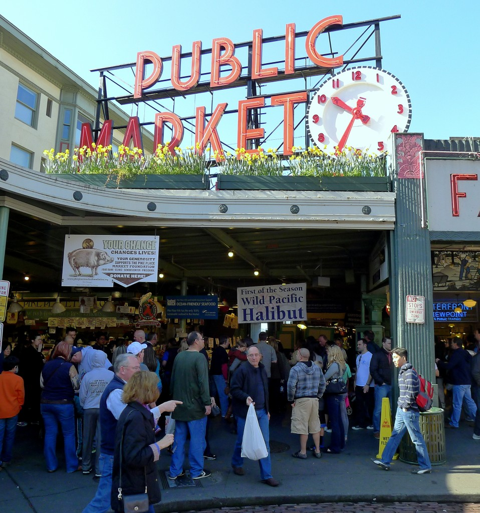 Pikes Place Market 2