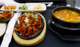 THE WORLD FARE:  Zion Market brings the Asian hawker centre to San Diego