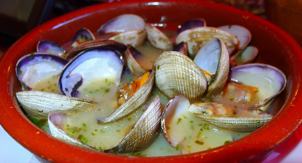 Clams Marinara