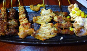 WORLD FARE:  Yokohama Yakitori Koubou: perfect antidote to the imperfect boss