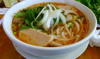 WORLD FARE:  Forget about pho at Nhu Y Restaurant