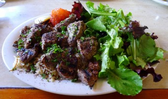 WORLD FARE:  Discovering Palestinian cuisine at Haritna Mediterranean Restaurant