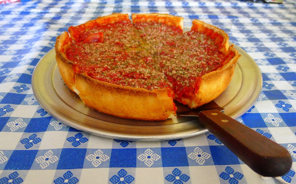 Meat Lover's Deep Dish Pie 2