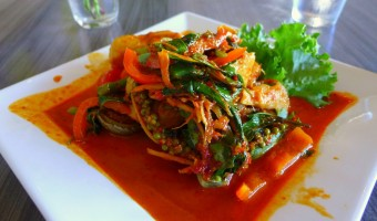 WORLD FARE:  Supannee offers farm-to-table Thai in Point Loma