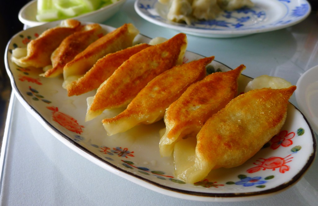 Potstickers do not get better than these