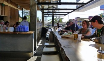 WORLD FARE:  Consortium Holdings puts it all together at Underbelly North Park