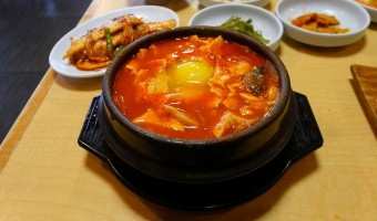 WORLD FARE:  Big flavors and big comfort at Convoy Tofu House