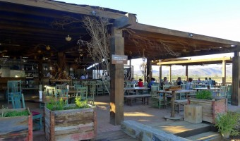WORLD FARE:  Finca Altozano isn't just in the Valle de Guadalupe
