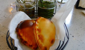 WORLD FARE:  Argentinean empanadas in downtown San Diego