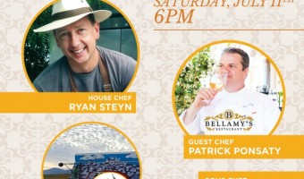 NEWS:  A French Night in Baja with Ryan Steyn and Patrick Ponsaty