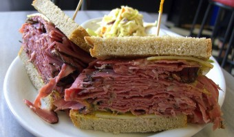 WORLD FARE:  Best Sandwich on the Planet, Part 7: Nosh Delicatessen