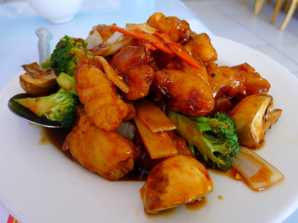 General Tso's Chicken 2