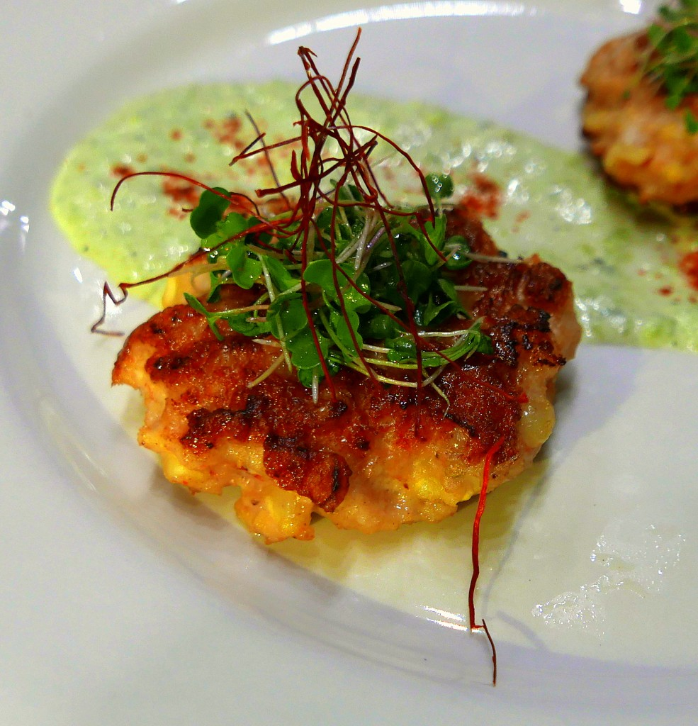 Shrimp and Crab Cake 2