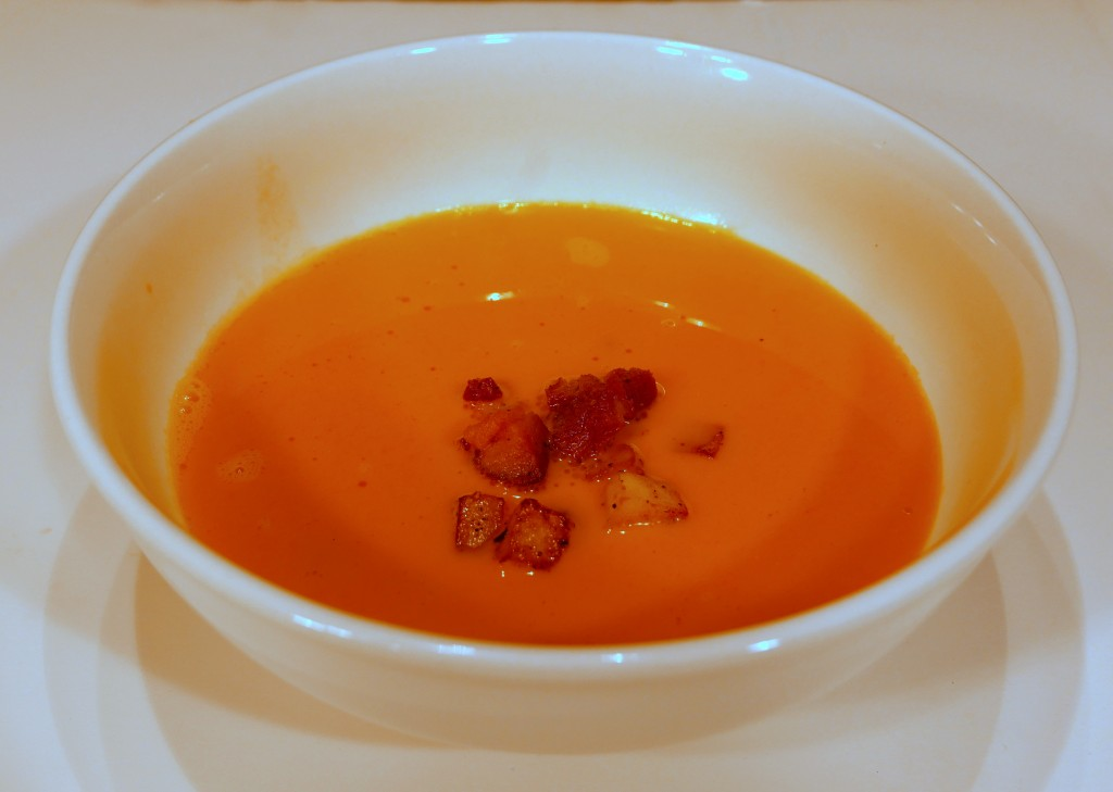 Roasted Tomato Soup | Ham | Fall Vegetables 1
