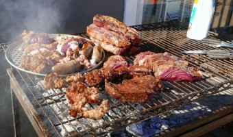 WORLD FARE:  Meat, meat and more meat at El Gaucho Argentina