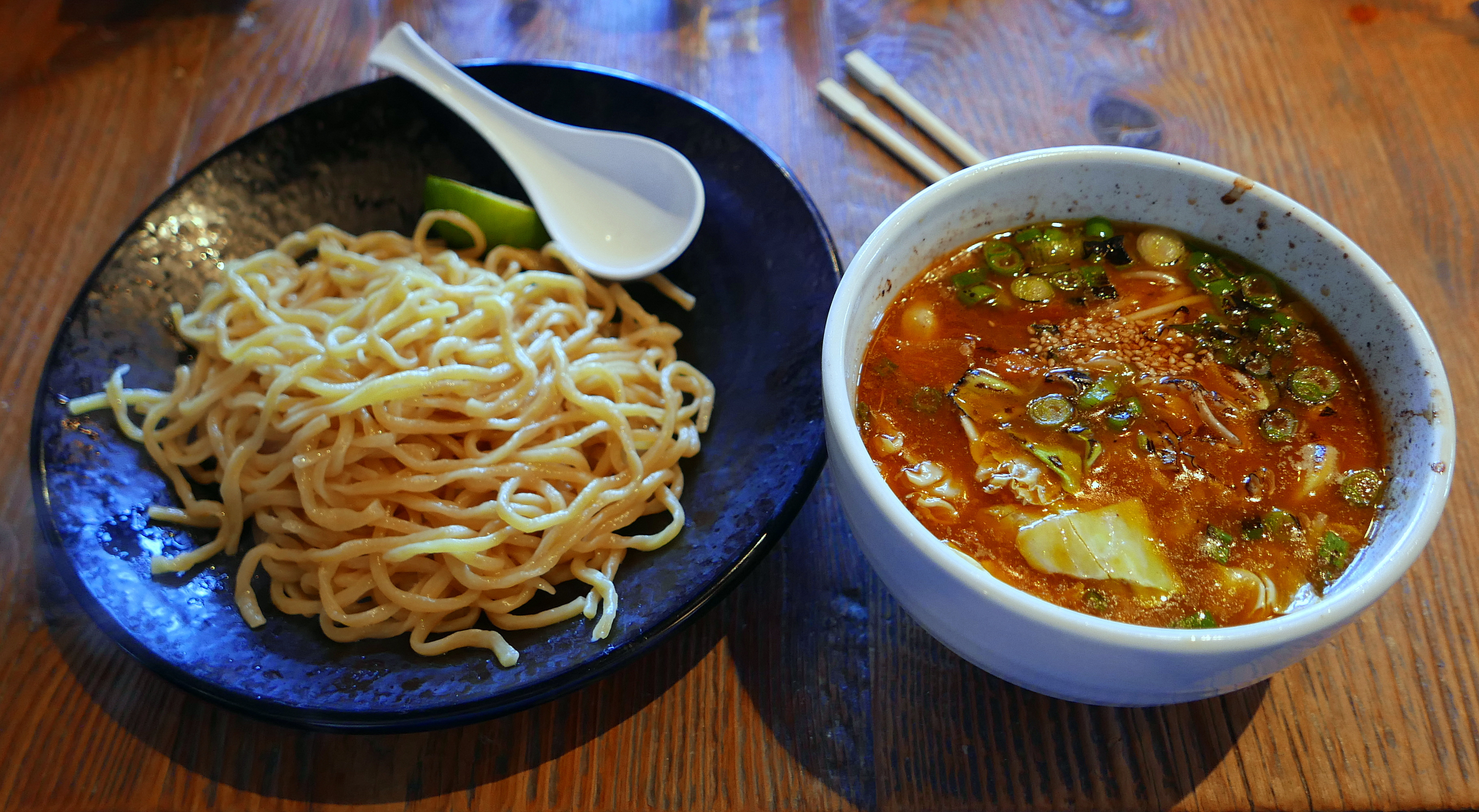 Curry Tsukemen