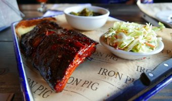 WORLD FARE:  Iron Pig Alehouse is a different kind of San Diego IPA