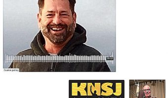 """MEDIA:  Interview on """"FOOD FOR THOUGHT"""" radio show on KNSJ radio, 89.1 (Part I)"""