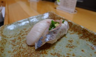 WORLD FARE:  Sushi Dokoro Shirahama's perfect Edomai offerings