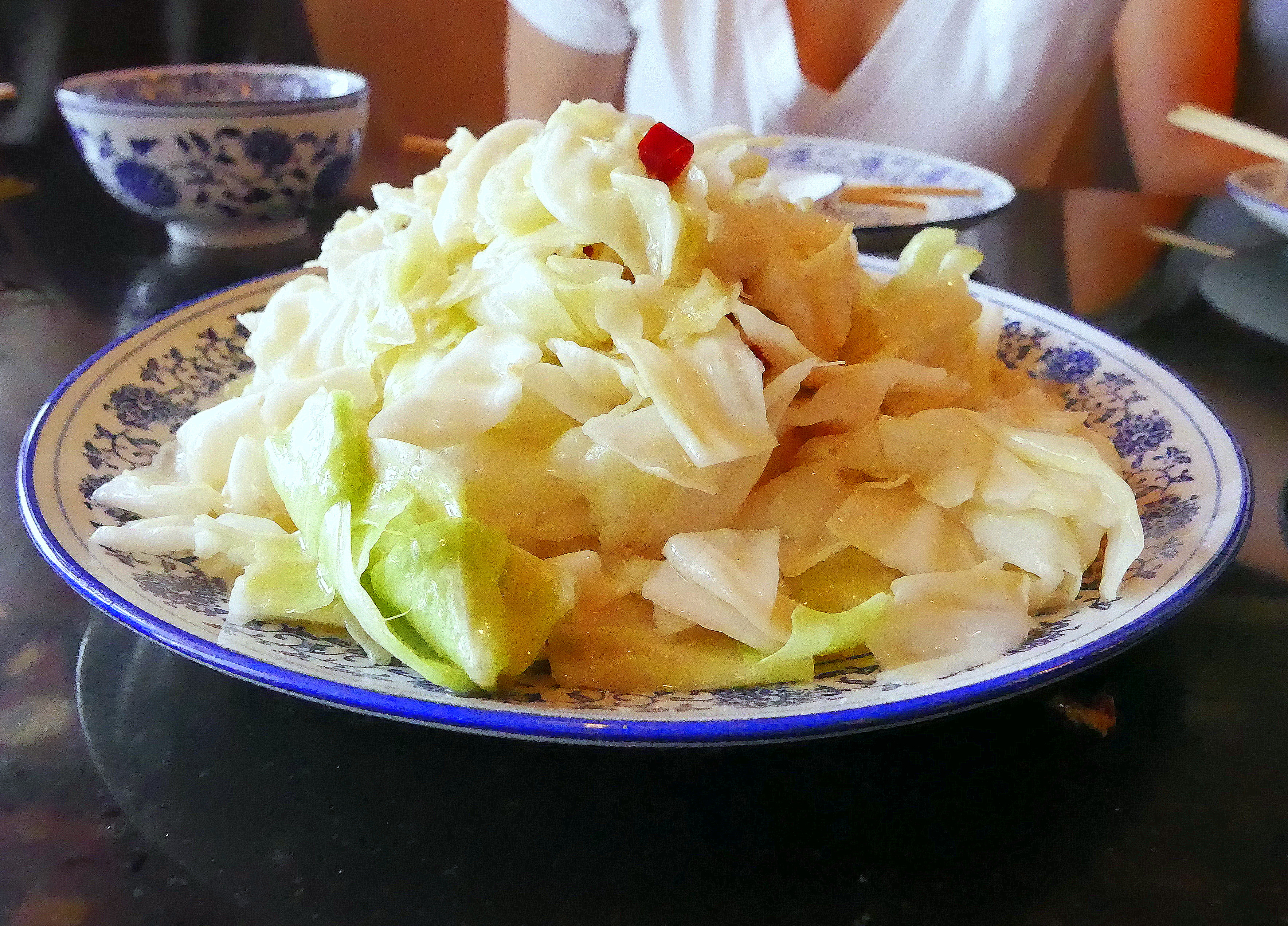Spicy Sauteed Cabbage 2