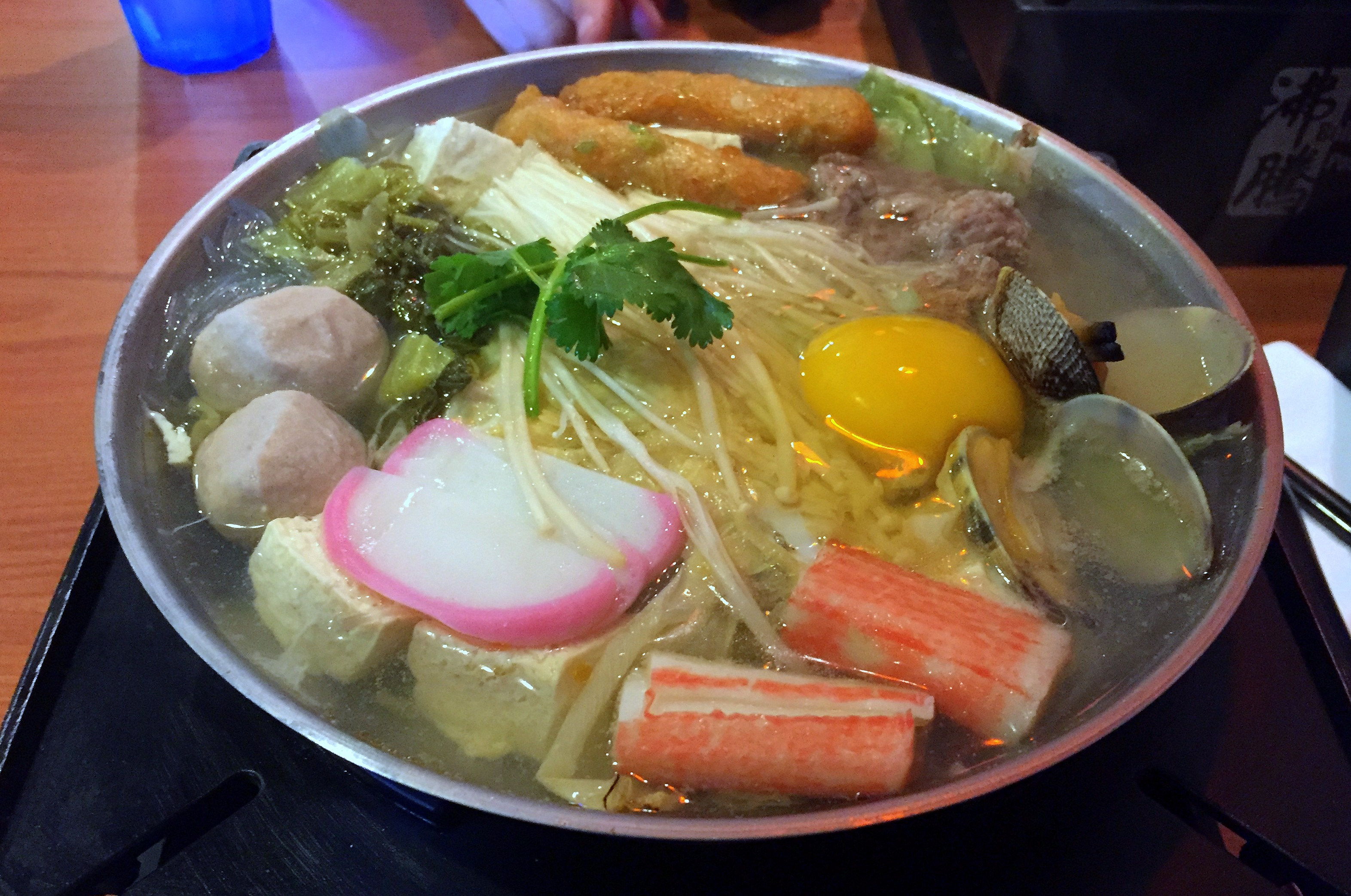 House Special Hot Pot