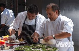 NEWS:  Martín San Román — The very picture of the modern Mexican Chef