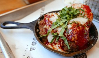 WORLD FARE: Modular meatballs at Soda & Swine