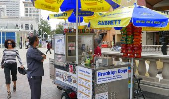 WORLD FARE: Brooklyn Dogs brings Sabrett's to town
