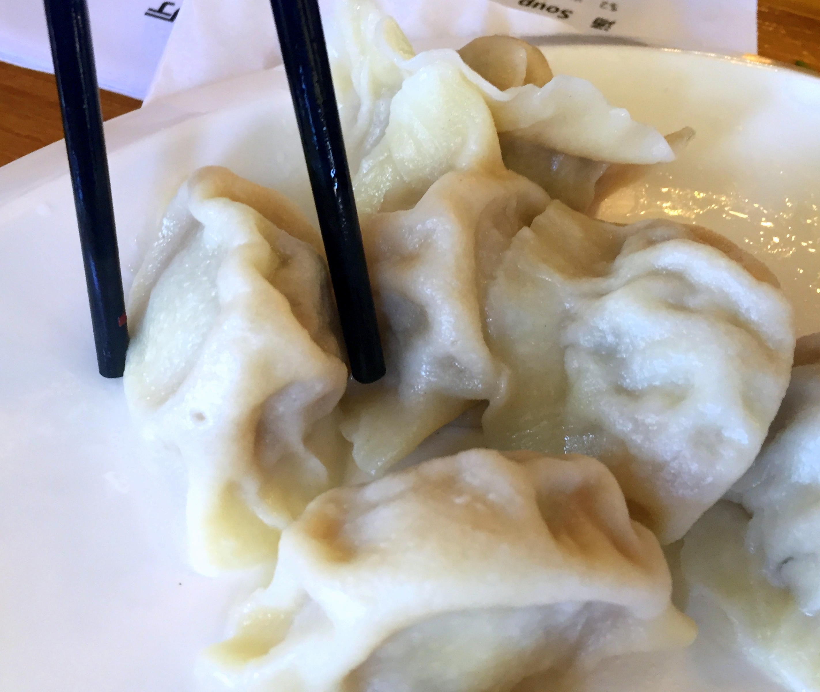 Wow (3860 Convoy St.) is a Beijing-style Northern Chinese dumpling ...