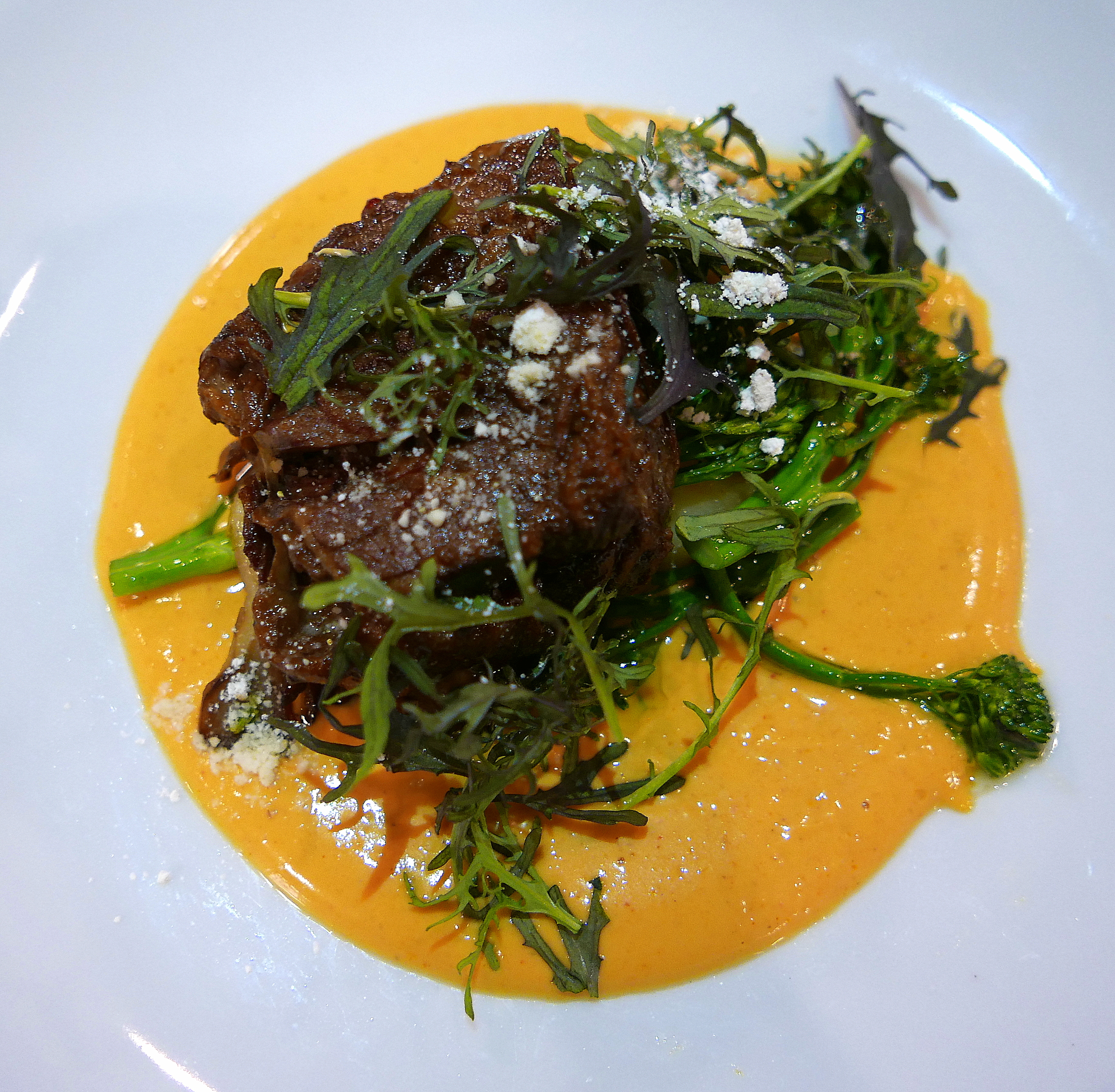soy-braised-prime-short-rib-panang-curry-maitake-fingerling-broccolini-mustard-greens