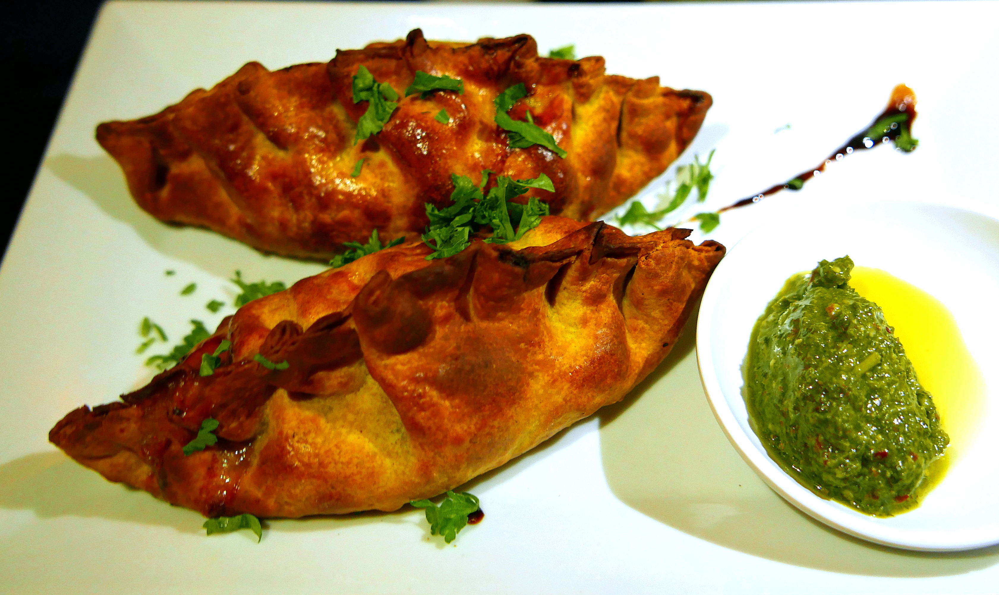 chicken-gorgonzola-and-curry-empanada
