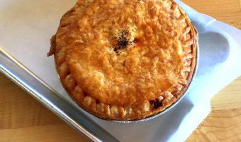 WORLD FARE:  With Pop Pie, San Diego joins the British Commonwealth