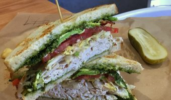 WORLD FARE:  Why the comparison at Larry's Deli?