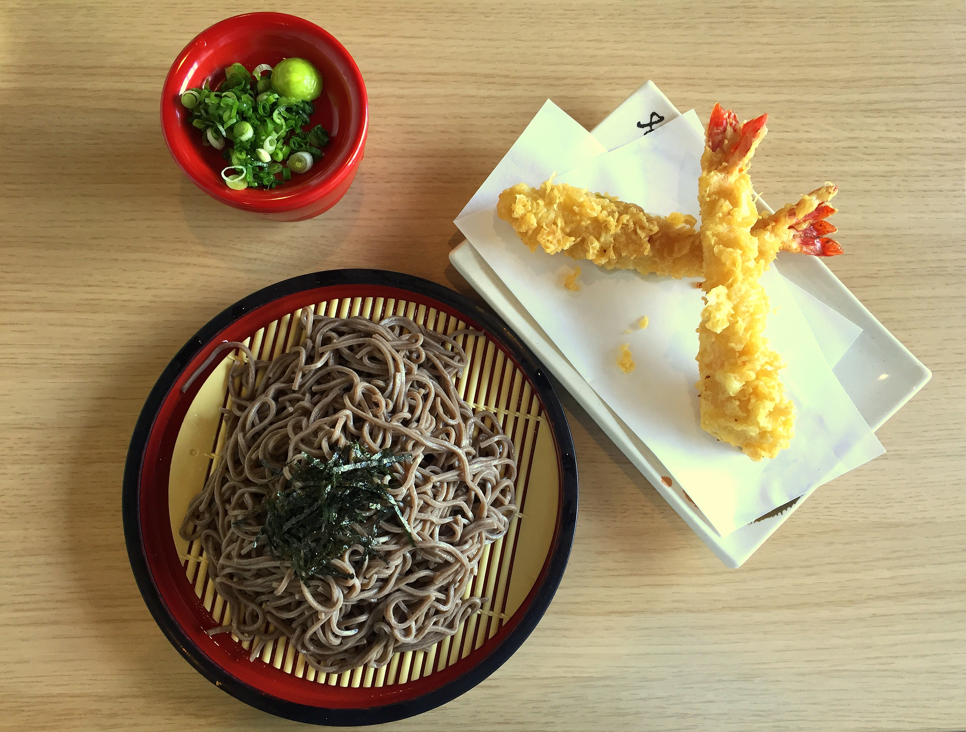 cold-soba-noodles-and-tempura-shrimp-at-musashiya