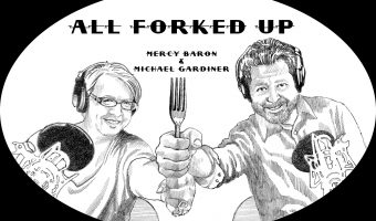 ALL FORKED UP:  Sandwich Diego (Debut Broadcast)