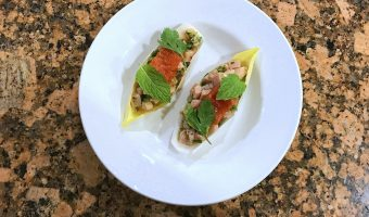 NEWS:  SDF&T's Michael Gardiner to do Ceviche Wednesday