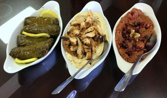 WORLD FARE: A Lebanese take on drinking food at La Miche Kabobgee