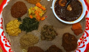 WORLD FARE: Awash Ethiopian Restaurant is a hidden gem
