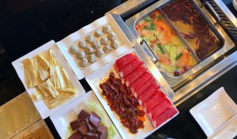 WORLD FARE: Red Cate is the hot pot spot