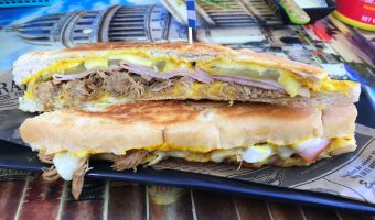 WORLD FARE: The best Cuban sandwich in town is in…the Gaslamp?