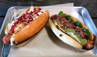 WORLD FARE: TJ-dogs, lowrider style at Barrio Dogg