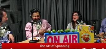THE ART OF SPOONING:  Episode 19 (What's The Difference Between The Taj Mahal And Teotihuacan?)